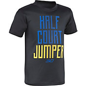 Under Armour Little Boys' SC Half Court Jumper T-Shirt