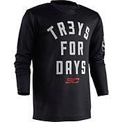 Under Armour Little Boys' SC Tr3ys For Days Long Sleeve Shirt