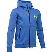 Under Armour Boys' UA Storm Dobson Softshell Jacket