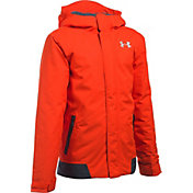 Under Armour Boys' Storm Powerline Insulated Jacket