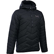 Under Armour Boys' ColdGear Reactor Anorak Insulated Jacket