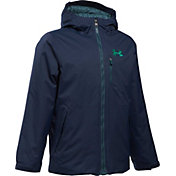 Under Armour Boys' ColdGear Reactor Yonders Insulated Jacket