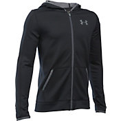 Under Armour Boys' ColdGear Fusion Full Zip Hoodie