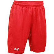 Under Armour Boys' Challenger Knit Soccer Shorts