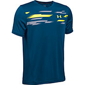 Under Armour Boys' Challenger Soccer Training T-Shirt