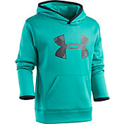 Under Armour Little Boys' Camo Big Logo Hoodie
