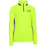 Under Armour Boys' Fairway Quarter-Zip Pullover