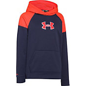 Under Armour Boys' Storm Armour Fleece Woven Hoodie
