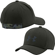 Under Armour Boys' Headline Stretch Fit Hat
