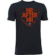 Under Armour Boys' Homerun After Homerun Graphic T-Shirt