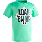 Under Armour Little Boys' Load 'Em Up T-Shirt