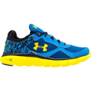 Under Armour Kids' Grade School Micro G Velociti Running Shoes