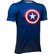 Under Armour Boys' Alter Ego Marvel Superhero Fitted T-Shirt