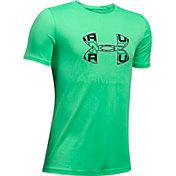 Under Armour Boys' Infusion Logo T-Shirt