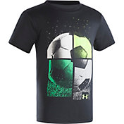 Under Armour Little Boys' Quarterly T-Shirt