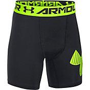Under Armour Boys' Armour Mid Shorts
