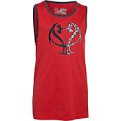 Under Armour Boys' Run 'N Gun Basketball Graphic Sleeveless Shirt