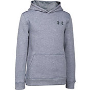 Under Armour Boys' Rival Fleece Hoodie