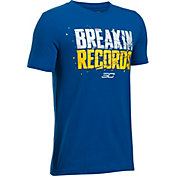 Under Armour Boys' SC30 Breakin Records T-Shirt