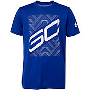 Under Armour Boys' SC30 ASG Graphic Basketball T-Shirt