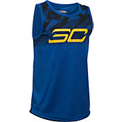 Under Armour Boys' SC30 Essentials Sleeveless Shirt