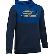 Under Armour Boys' SC30 Essentials Basketball Hoodie