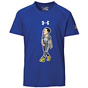 Under Armour Boys' SC30 Victory Calls Basketball Graphic T-Shirt