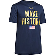 Under Armour Boys' USA Make History Graphic T-Shirt