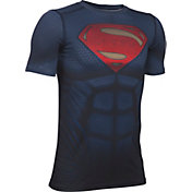 Under Armour Boys' Alter Ego Superman HeatGear Fitted T-Shirt