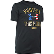 Under Armour Boys' PTH Graphic T-Shirt