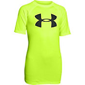 Under Armour Boys' Tech Big Logo T-Shirt