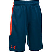 Under Armour Boys' Stunt Mesh Shorts