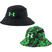 Under Armour Boys' Switchback Reversible Bucket Hat