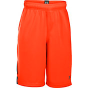 Under Armour Boys' Triple Double Basketball Shorts