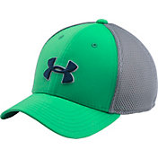 Under Armour Boy's Classic Mesh Golf Hat