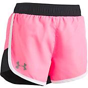 Under Armour Little Girls' Fast Lane Shorts