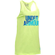 Under Armour Girls' Branded Tank Top