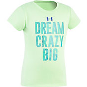 Under Armour Little Girls' Dream Crazy Big T-Shirt