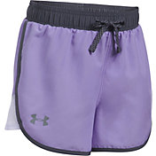Under Armour Girls' Fast Lane Shorts