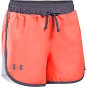 Under Armour Girls' Fast Lane Shorts