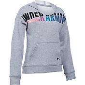 Under Armour Girls' Favorite Fleece Graphic Hoodie
