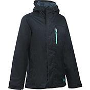 Under Armour Girls' ColdGear Infrared Gemma 3-in-1 Jacket