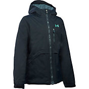 Under Armour Girls' ColdGear Reactor Yonders Insulated Jacket