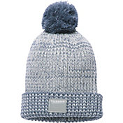 Under Armour Girls' Shimmer Pom Beanie