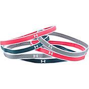 Under Armour Girls' Mini Headbands - 6 Pack
