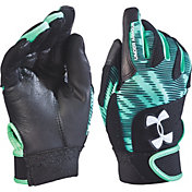 Under Armour Girls' Radar Batting Gloves