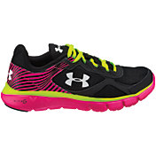 Pink Under Armour Shoes