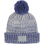 Under Armour Little Girls' Pom Knit Beanie