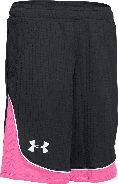 under armour shorts for girls. under armour girls\u0027 pop a shot basketball shorts for girls 2