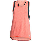 Under Armour Girls' Quick Pass Basketball Tank Top